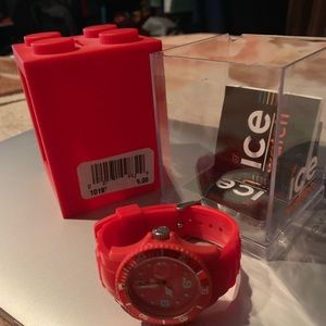 Ice watch forever red